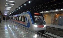 سرفاصله قطارها در تمامی خطوط مترو اعلام شد