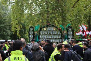 کمپین اروپایی معرفی امام حسین(ع) در روز عاشورا