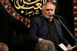 فیلم/حاج منصور ارضی؛شب نهم محرم(مسجدارک)