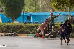 فرمان حمله تروریستی به رژه اهواز کجا صادر شد؟