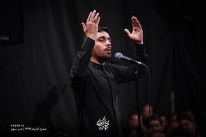 صوت/ حنیف طاهری؛ شب سوم محرم ۹۷