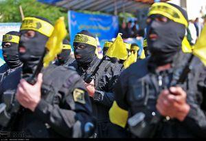رژه نیروهای مسلح در استان ها