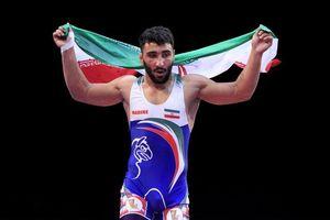 پرچمدار کاروان ایران در المپیک جوانان مشخص شد
