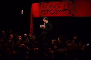 صوت/ حاج محمود کریمی؛ ظهر عاشورای محرم ۹۷