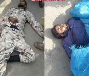 اولین تصویر از مهاجمان حمله تروریستی اهواز