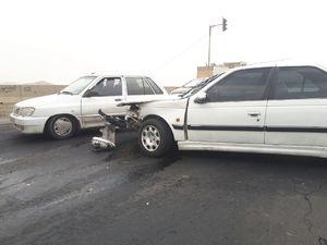 تصادف مرگبار در آزاد راه تهران-ساوه/ فوت یک مادر باردار