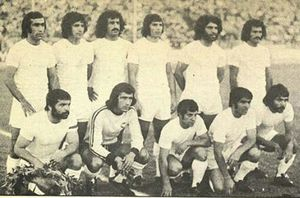 تیم ملی فوتبال سال 54