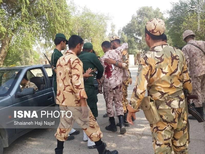 حمله کور تروریستی به رژه نیروهای مسلح در اهواز با 8 شهید و 20 زخمی
