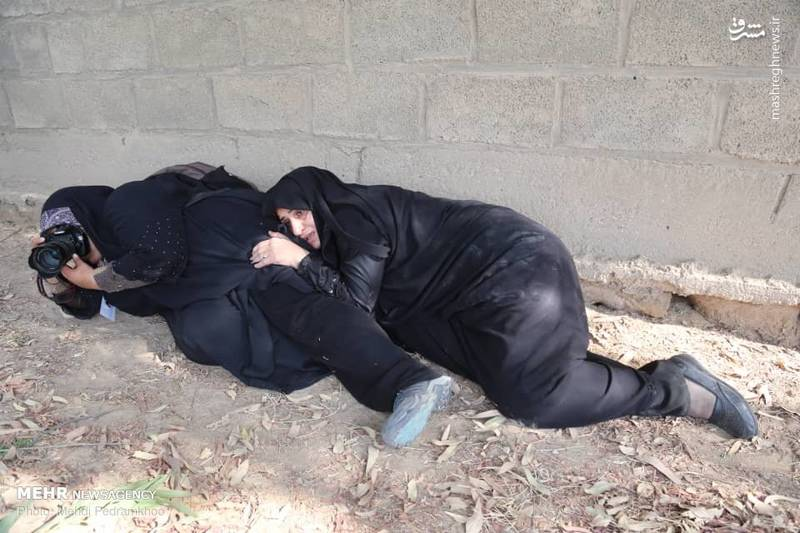 عکس های حمله تروریستی امروز در اهواز