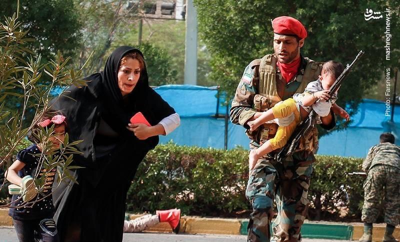 ۲۹ شهید و ۵۷ مجروح در حمله تروریستی به مردم و نیروهای مسلح در اهواز/ واکنشها به حمله تروریستی اهواز +اسامی شهدا، عکس و فیلم