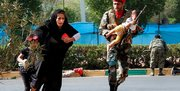 آنسوی اقدامات تروریستی در ایران +عکس
