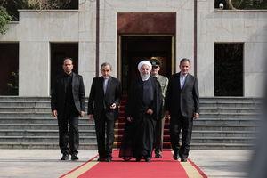 بدرقه رسمی روحانی