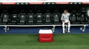 عکس/ عجیبترین تصمیم سرمربی رئال مادرید