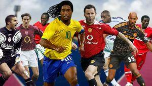 فیلم/ آخرین گل اسطورههای فوتبال برای تیم محبوبشان