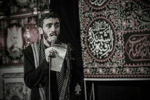صوت/ مهدی رسولی؛ شب عاشورای محرم ۹۷
