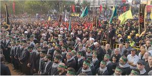 راهپیمایی در لبنان
