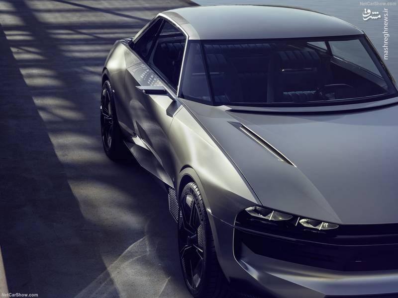Peugeot e-Legend  (2018)