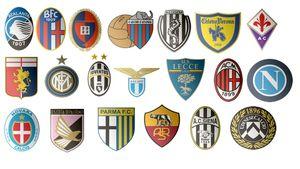 عکس/ جدول رده بندی سری A ایتالیا در پایان هفته پنجم