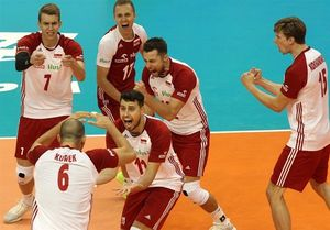 6 تیم نهایی مسابقات والیبال قهرمانی جهان مشخص شدند