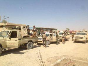 ضربات سنگین به داعش در شمال غرب استان نینوا عراق/ تلاش تروریستها برای ناامن کردن شهر تلعفر و جاده موصل - سوریه + نقشه میدانی و تصاویر