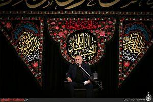 فیلم/حاج منصور ارضی؛روز عاشورا (مسجدارک)