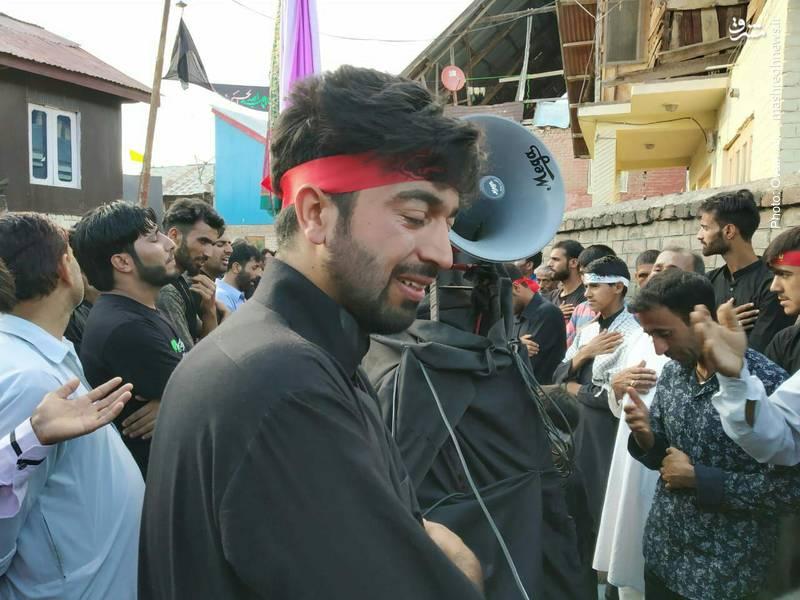 عزاداری شیعیان کشمیر