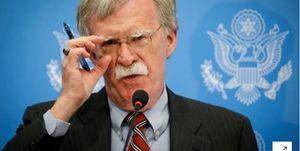 بولتون: انتظار ما تغییرات گسترده در رفتارهای ایران است