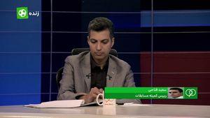 فیلم/ درگیری لفظی فتاحی و فتحی در برنامه 90