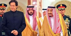 سفر «عمرانخان» به عربستان
