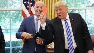 ترکش دخالت های بیجای ترامپ به لالیگا رسید!
