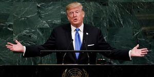 وقتی رهبران جهان به ترامپ خندیدند +فیلم