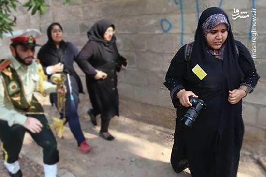 فیلم/روایتشنیدنی عکاس حمله تروریستی اهواز