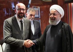 روحانی: حفظ برجام مسوولیت بین المللی است