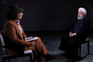 فیلم/ مصاحبه روحانی با شبکه آمریکایی CNN