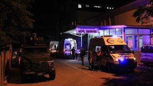 عکس/ «انفجار تروریستی» در جنوب ترکیه