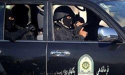 چرایی حضور مأموران یگان ویژه در نقاط مرکزی پایتخت