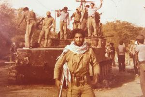 فیلم/ خاطرات حمید معصومی نژاد از حضور در جبهه