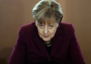 درخواست ۴۰ سازمان آلمانی از مرکل برای توقف صادرات سلاح به عربستان