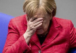 کدام بیماری صدراعظم آلمان را میلرزاند؟ +فیلم