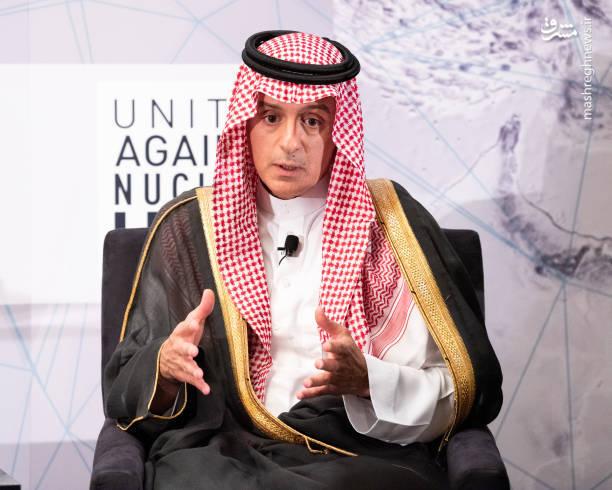 عادل الجبیر(وزیر خارجه عربستان)