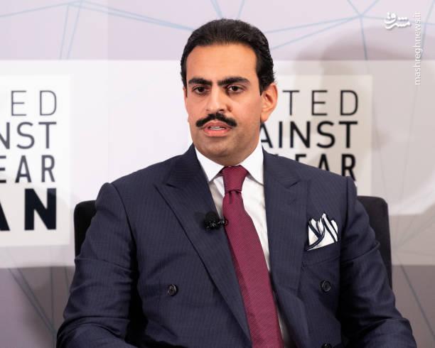 عبدالله بن راشد(سفیر بحرین در آمریکا)