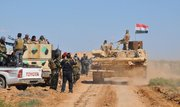 تلاش ناکام داعش برای نا امن کرده مرزهای عراق با سوریه