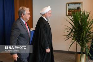 آقای روحانی! ما از شورای امنیت طلبکاریم نه بدهکار