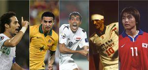 دایی نامزد بهترین مهاجم تاریخ جام ملتهای آسیا