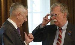 پنتاگون اظهارات بولتون درباره ایران را رد کرد