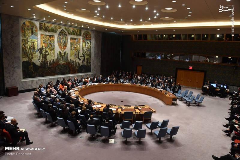 2351959 - حاشیه های نشست شورای امنیت به ریاست ترامپ!