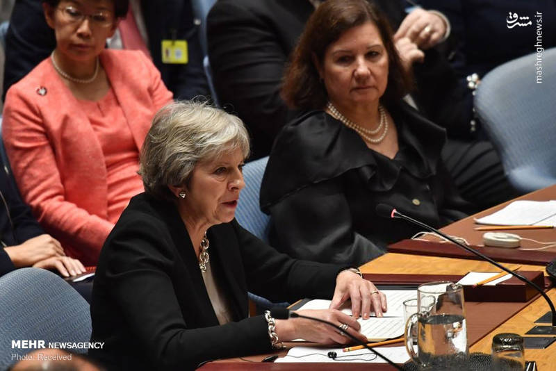 2351965 - حاشیه های نشست شورای امنیت به ریاست ترامپ!
