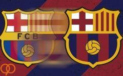 لوگوی باشگاه بارسلونا تغییر کرد +عکس