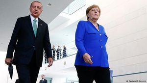 مرکل پس از دیدار با اردوغان چه گفت؟