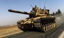 فیلم/ ورود تانک و تجهیزات جنگی به آبادان!